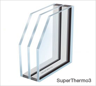 Стеклопакет Unilux SuperThermo3